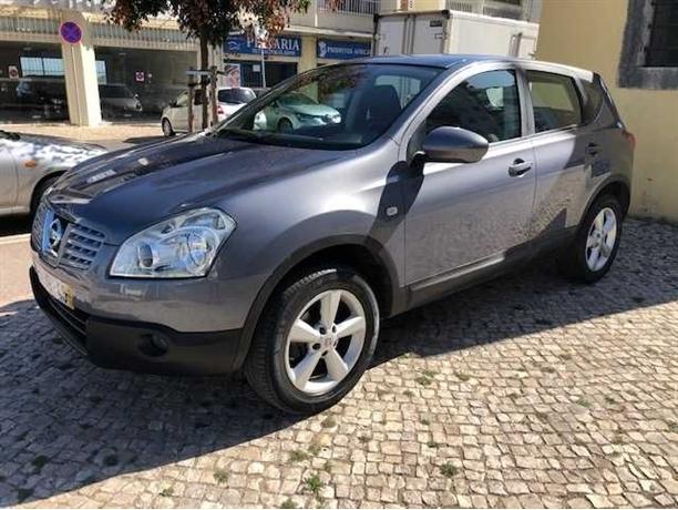 Nissan Qashqai 1.5 dCi Tekna (106cv) (5p)