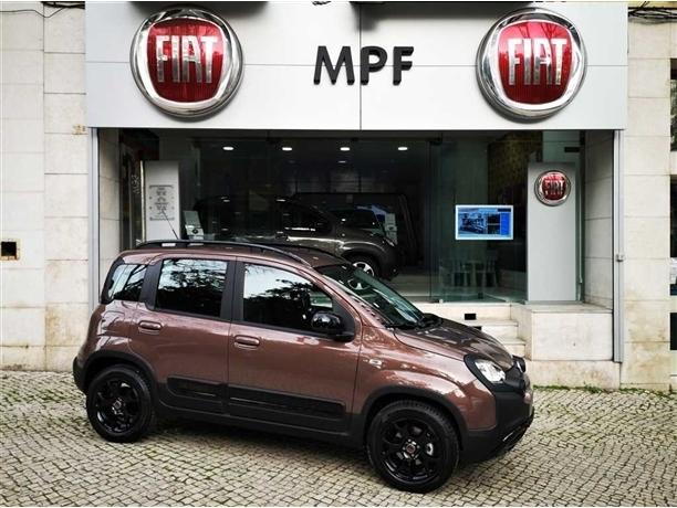 Fiat Panda TRUSSARDI 1.2 8v 69cv 5P