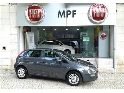 Fiat Punto Easy 1.3 M-Jet 16v S&S (95cv) (5p) ( GPS + TELEFONE