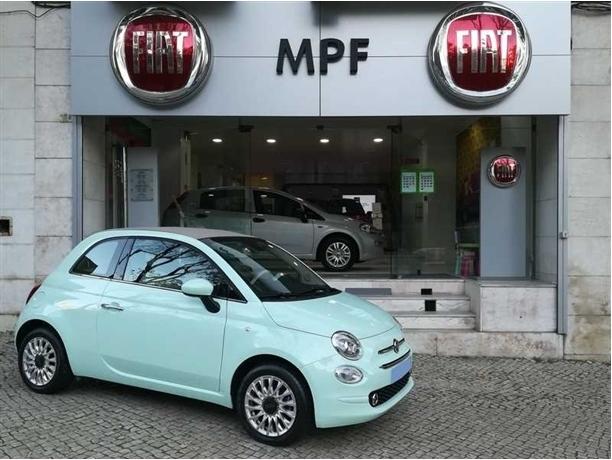 Fiat 500C 1.2 Lounge S&S (69cv) (3p)