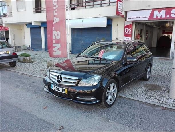 Mercedes-Benz Classe C 220 CDi Avantgarde BE 136g Aut. (170cv) (5p)