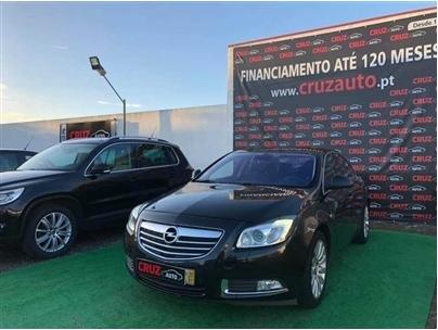 Opel Insignia 2.0 CDTi Cosmo ecoFLEX (130cv) (4p)