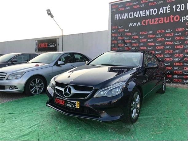 Mercedes-Benz Classe E 220 CDi BE (170cv) (3p)