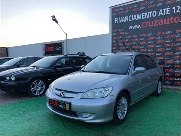 Honda Civic 1.3 IMA Exclusive (90cv) (4p)