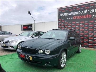 Jaguar X-Type SW 2.0 D Sport (130cv) (5p)