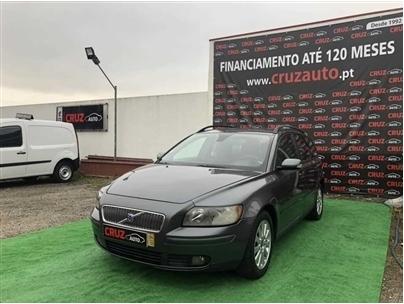 Volvo V50 2.0 D Nível 2 (136cv) (5p)