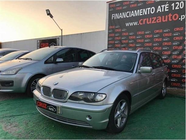 BMW Série 3 320 d Touring (150cv) (5p)