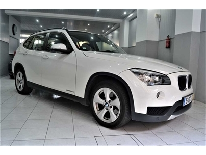 BMW X1 20 d sDrive EfficientDynamics (163cv) (5p)
