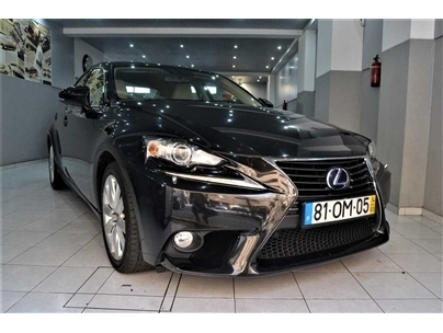 Lexus IS 300h Pack Executive (223cv) (4p)
