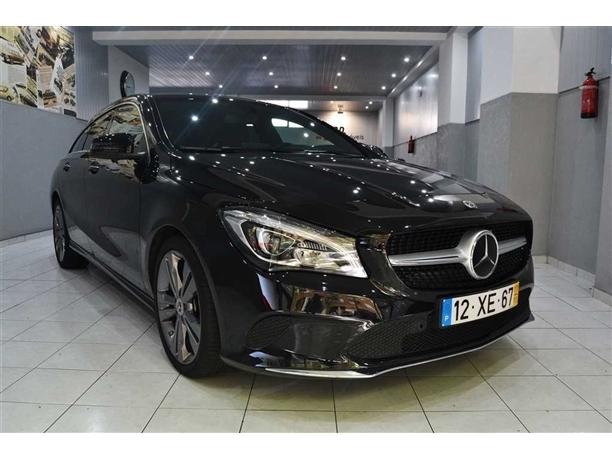 Mercedes-Benz Classe CLA 180 CDi Urban Aut. (109cv) (5p)