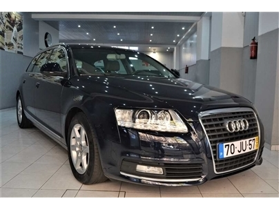 Audi A6 Avant 2.0 TDi Limited Edition (136cv) (5p)