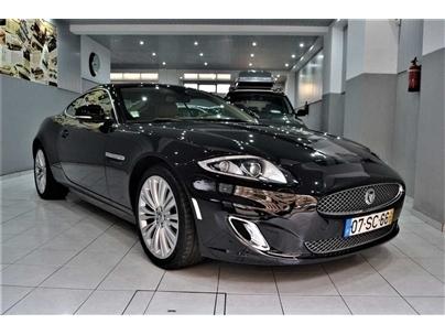 Jaguar XK 5.0 V8 Coupé (385cv) (2p)