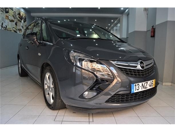 Opel Zafira Zafira 1.6 CDTi Cosmo - 7 LUGARES