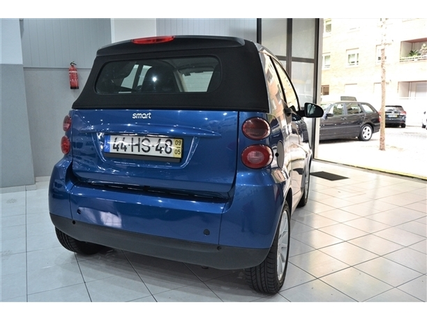 Smart Fortwo 1.0 mhd Passion 71 (71cv) (2p)