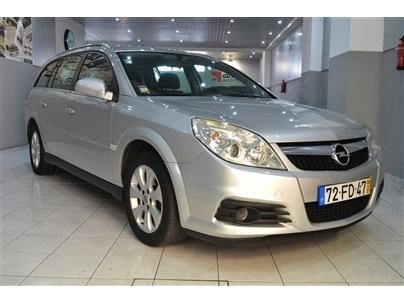 Opel Vectra Caravan 1.9 CDTi Executive (120cv) (5p)