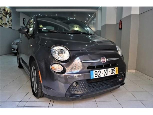 Fiat 500 e 100% ELÉTRICO (113cv) (3p)
