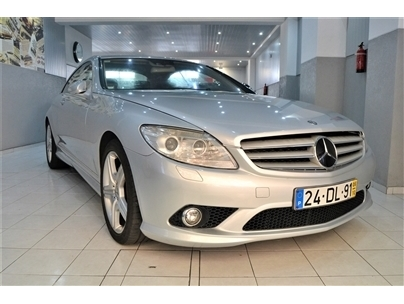 Mercedes-Benz Classe CL 500 (388cv) (2p)