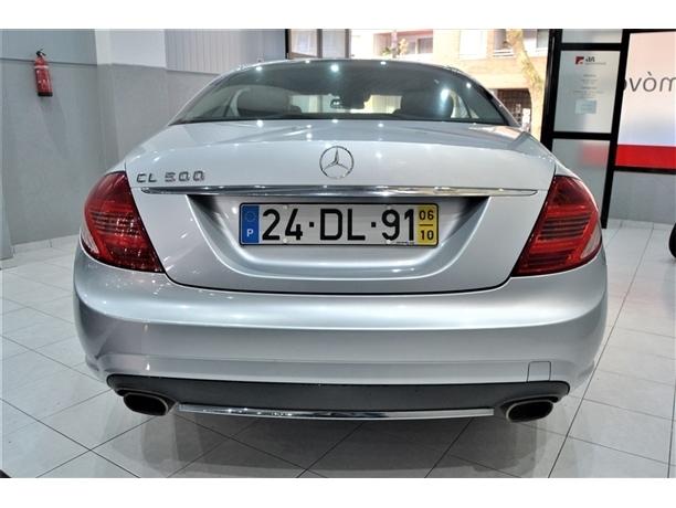 Mercedes-Benz Classe CL 500 4-Matic (388cv) (2p)