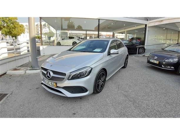Mercedes-Benz Classe A 180 d AMG Line Aut. (109cv) (5p)