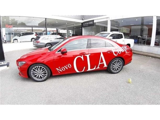 Mercedes-Benz Classe CLA 180d Progressive AUTO