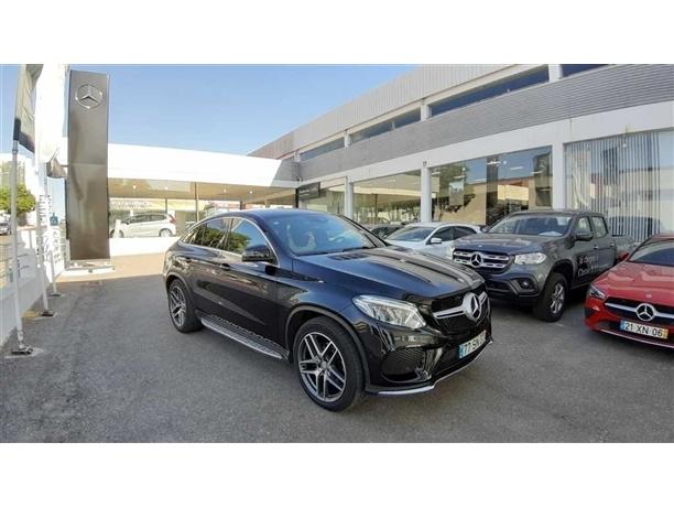 Mercedes-Benz Classe GLE Coupé 350 d 4-Matic (258cv) (5p)