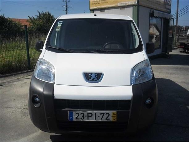 Peugeot Bipper 1.3 HDi (75cv) (4p)