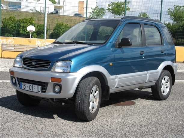 Daihatsu Terios 1.3 16V SX (84cv) (5p)