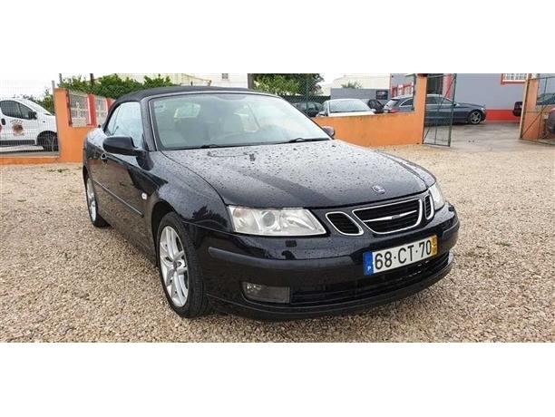 Saab 9-3 Cabrio 1.9 TiD Vector (150cv) (2p)