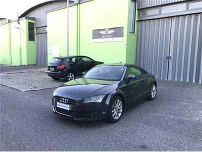 Audi TT Coupé 2.0 TDi quattro (170cv) (3p)