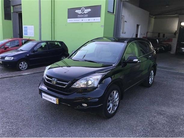 Honda CR-V 2.2 i-DTEC Execu.Top AT (150cv) (5p)