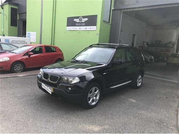 BMW X3 20 d xDrive Auto (177cv) (5p)