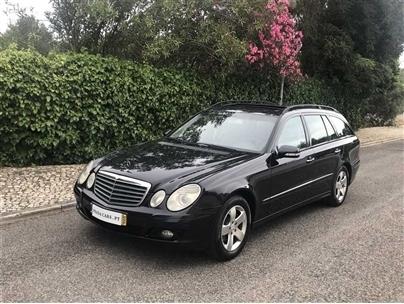Mercedes-Benz Classe E 220 CDi Classic Aut. (170cv) (5p)