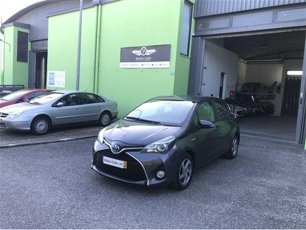 Toyota Yaris 1.5 HSD Sport (100cv) (5p)