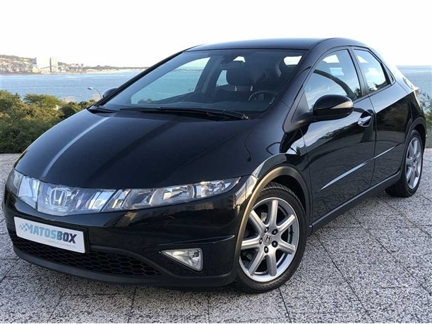 Honda Civic 2.2 i-CTDi Sport (140cv) (5p)