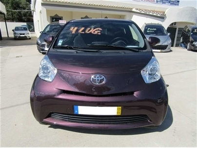 Toyota iQ 1.0 VVTI
