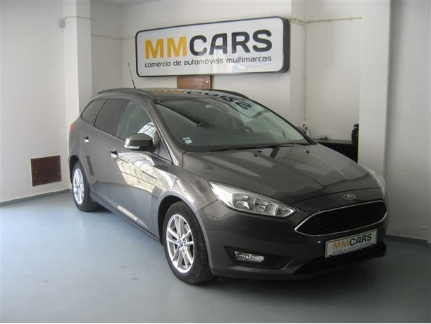 Ford Focus St.1.5 TDCi Trend+ (120cv) (5p)