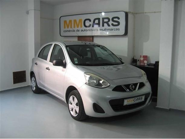 Nissan Micra 1.2 Naru Edition (80cv) (5p)