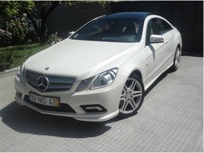 Mercedes-Benz Classe E 250 Coupé CDI BE (204cv) (4 lug) (2p)