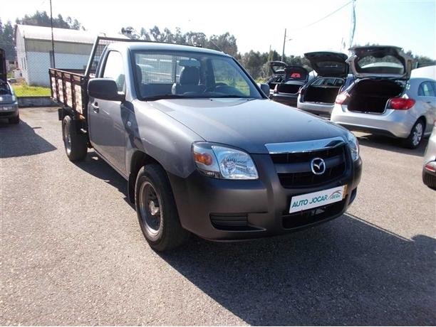 Mazda BT-50 2.5 MZR-CD CS Active 2WD (143cv) (2p)