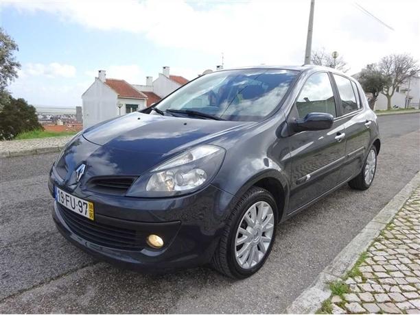 Renault Clio 1.5 dCi Dynamique Luxe (85cv) (5p)