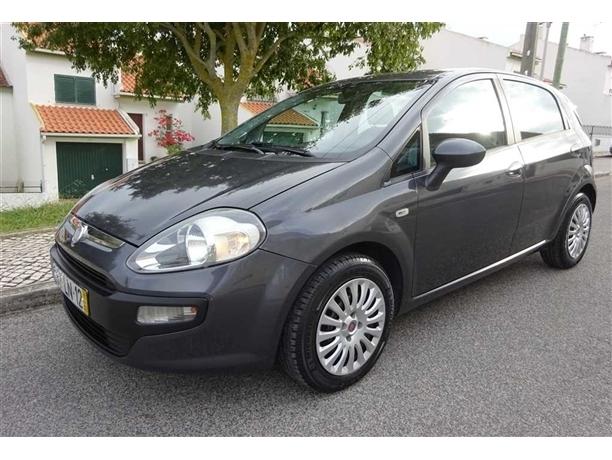 Fiat Punto Evo 1.2 Active (69cv) (5p)
