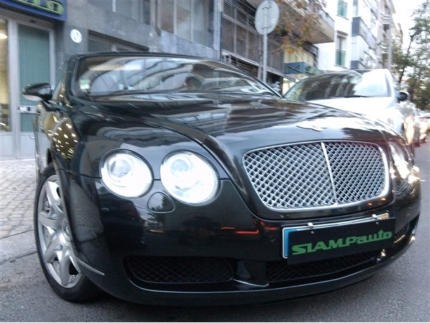 Bentley Continental GT (560cv) (2p)