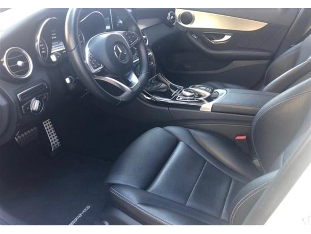 Mercedes-Benz Classe C 220 d AMG Line (170cv) (4p)