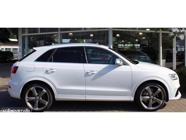 Audi Q3 2.5 TFSI RS quattro S-tronic (310cv) (5p)