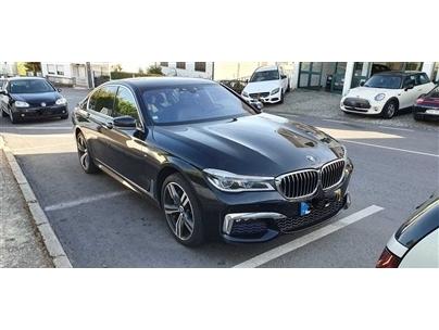 BMW Série 7 740 d xDrive Pack M (320cv) (5p)