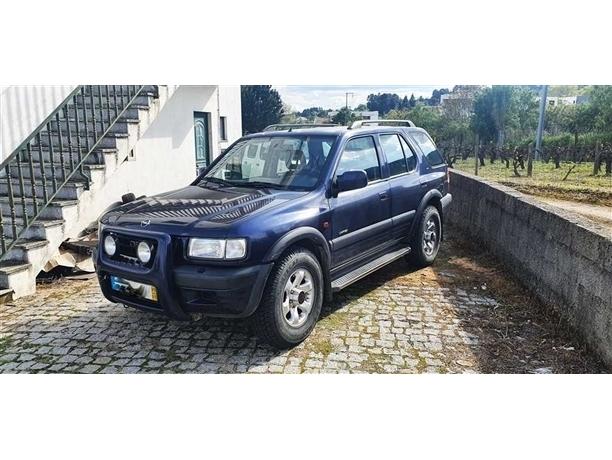 Opel Frontera 2.2 DTi Ltd Pack Ltd (115cv) (5p)