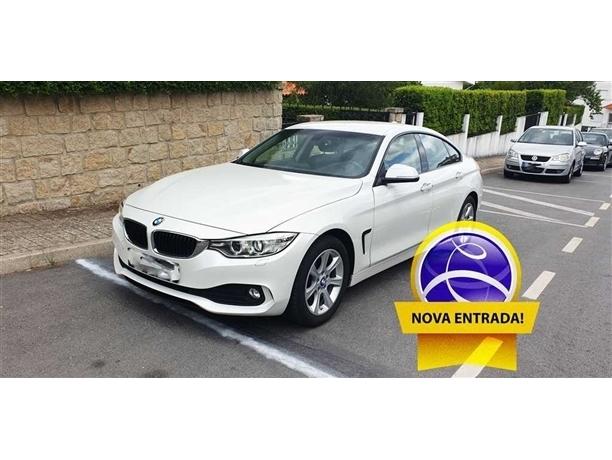 BMW Série 4 Gran Coupé 418 d Gran Coupé Advantage Auto (150cv) (5p)