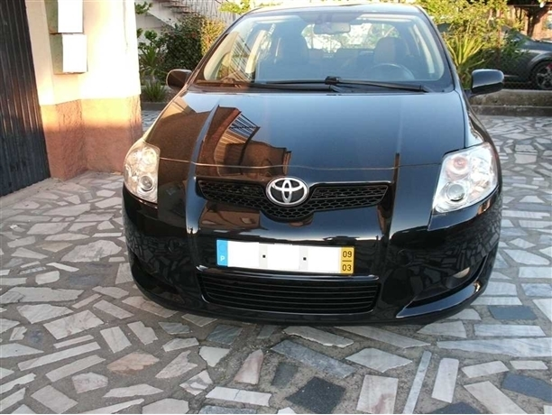 Toyota Auris 1.33 VVT-i Sol (101cv) (5p)