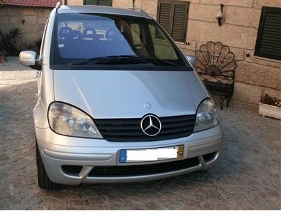Mercedes-Benz Vaneo 1.7 CDi Family 7L (91cv) (5p)