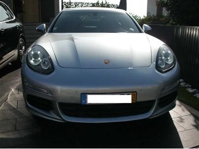 Porsche Panamera Panamera (250cv) (5p)